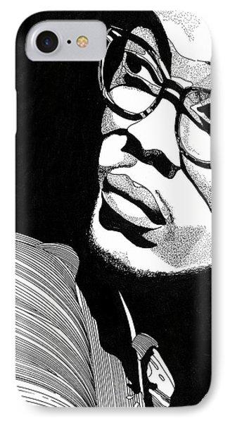 Herbie Hancock IPhone Case