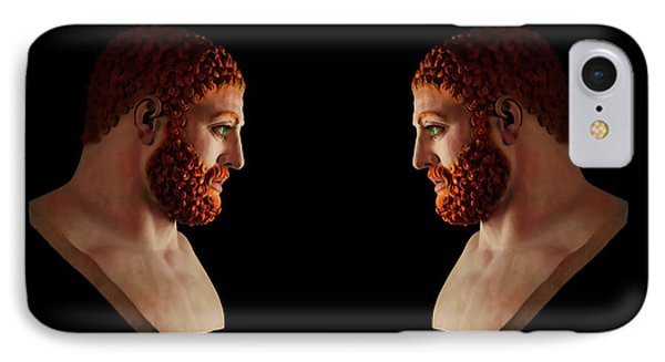 Hercules - Gingers IPhone Case by Shawn Dall