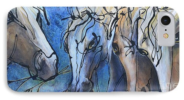 Herd Dynamics IPhone Case