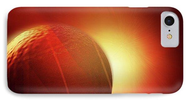 Here Comes The Sun IPhone Case by John Krakora