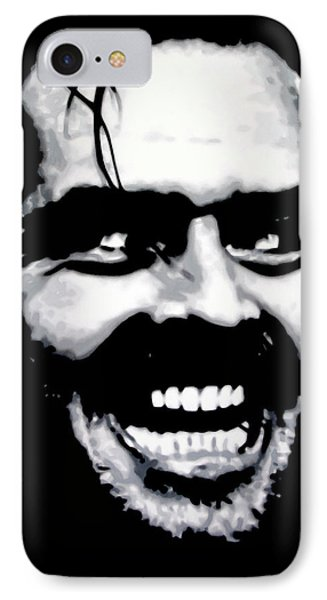 Heres Johnny IPhone 7 Case