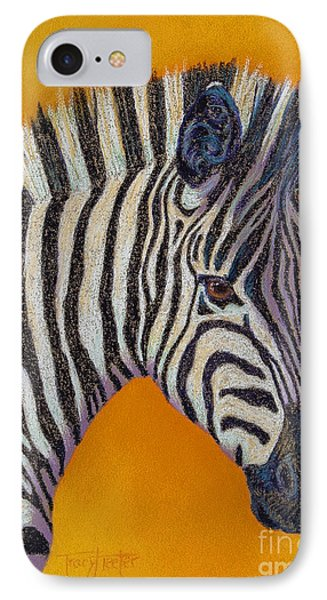 Here's Lookin At You Phone Case by Tracy L Teeter