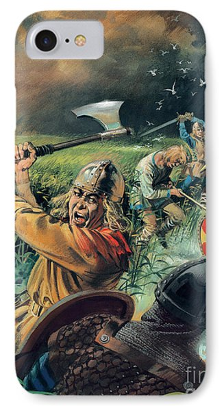 Hereward The Wake IPhone Case by Andrew Howat