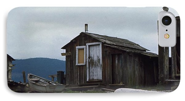 Hermit IPhone Case by Laurie Stewart