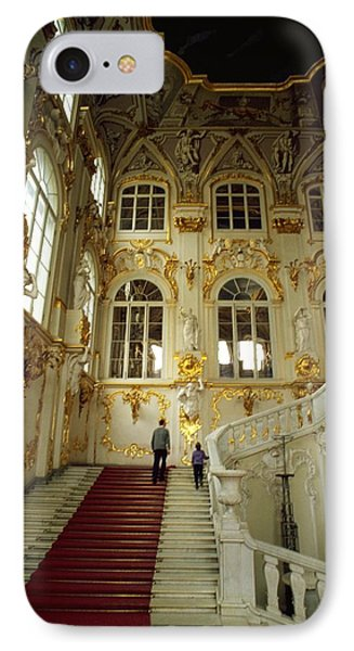 Hermitage Staircase IPhone 7 Case
