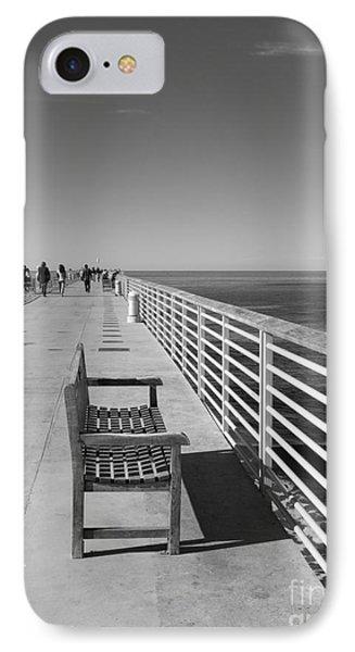 Hermosa Beach Seat IPhone Case