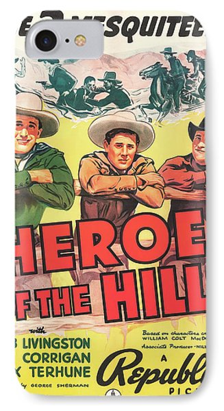 Heroes Of The Hills 1938 IPhone Case