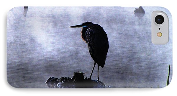 Heron 4 IPhone Case