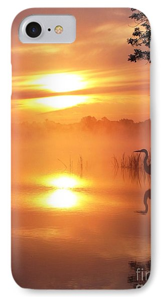 Heron Collection 2 IPhone Case