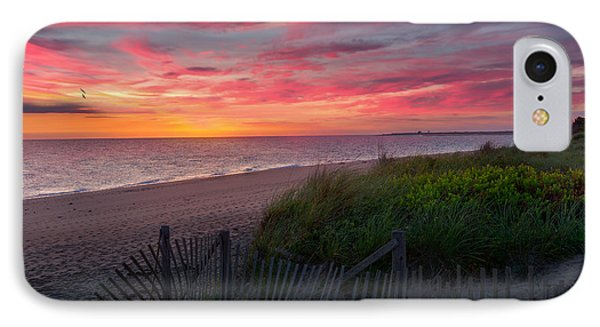 Herring Cove Beach Sunset IPhone Case by Bill Wakeley