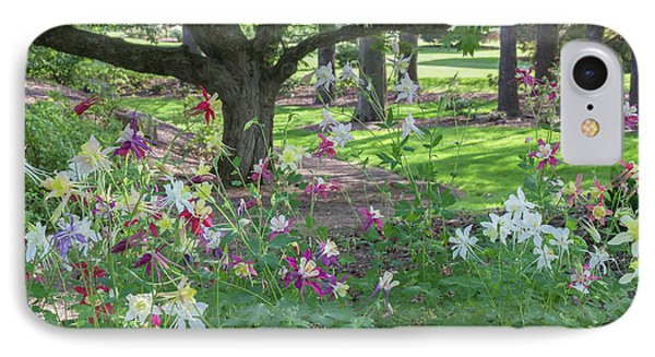 IPhone Case featuring the photograph Hershey Gardens 1 by Chris Scroggins