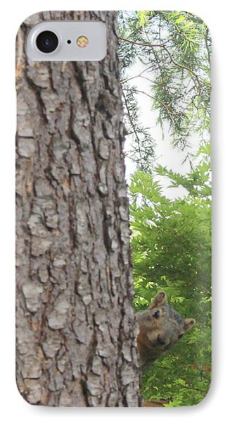 IPhone Case featuring the photograph Hey Down Here by Marie Neder