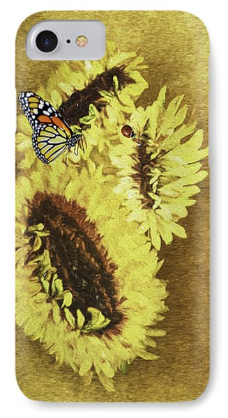 Hey Lady Do You Mind If I Sit And Rest Awhile IPhone Case by Diane Schuster