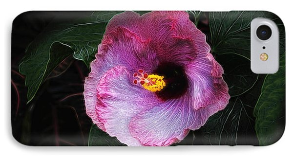 Hibiscus Flower IPhone Case