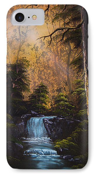 Hidden Brook IPhone Case by C Steele