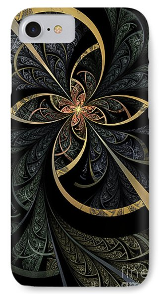 Hidden Depths Phone Case by John Edwards