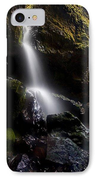 Hidden Falls IPhone Case by Mike  Dawson