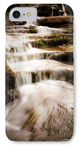 Hidden Falls Phone Case by Tamyra Ayles