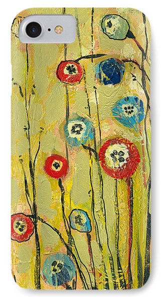 Hidden Poppies Phone Case by Jennifer Lommers
