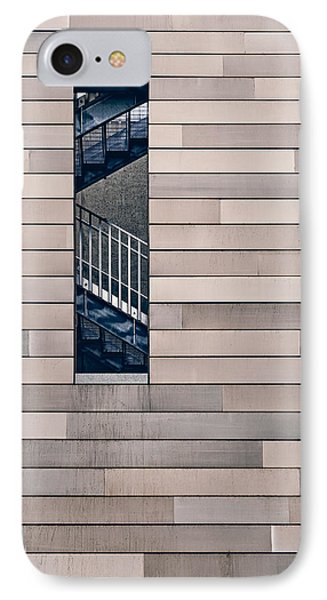 Hidden Stairway IPhone Case by Scott Norris