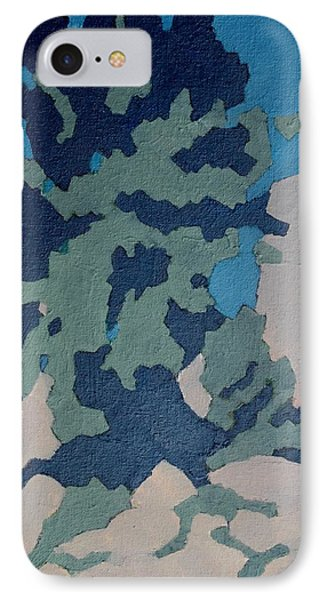 Hidden Valley Abstraction IPhone Case