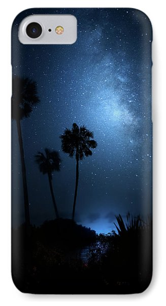 IPhone Case featuring the photograph Hidden Worlds by Mark Andrew Thomas