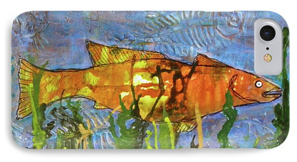 Hiding Out IPhone Case by Terry Honstead