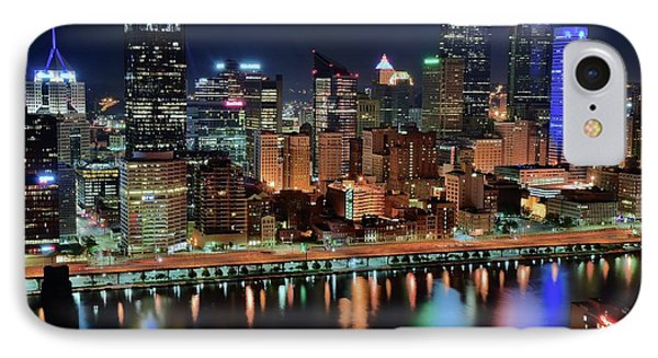 High Above Pittsburgh IPhone Case