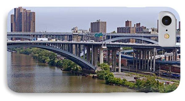 High Bridge Panorama IPhone Case