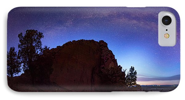 IPhone Case featuring the photograph High Desert Dawn by Leland D Howard