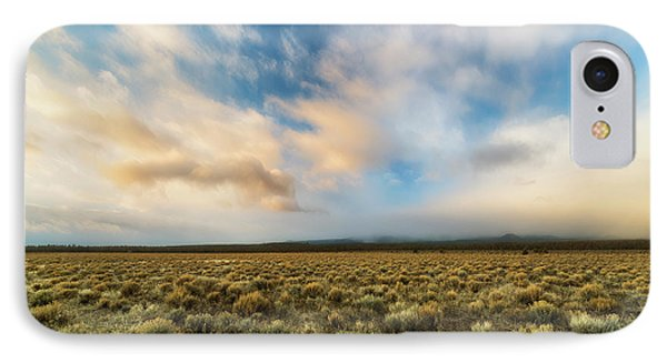 IPhone Case featuring the photograph High Desert Morning by Ryan Manuel