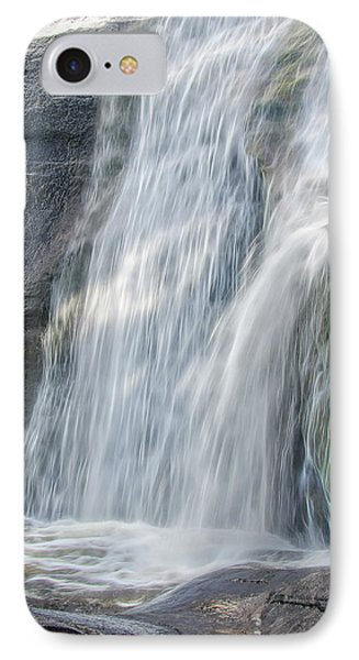 IPhone Case featuring the photograph High Falls Three by Steven Richardson