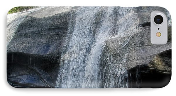 IPhone Case featuring the photograph High Falls Two by Steven Richardson