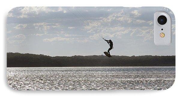 IPhone Case featuring the photograph High Jump  by Miroslava Jurcik