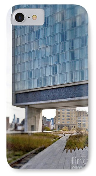 High Line Park And Hotel Phone Case by Eddy Joaquim