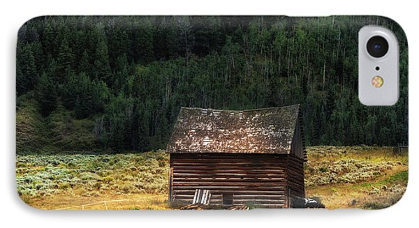 High Lonesome - Www.thomasschoeller.photography IPhone Case by Thomas Schoeller