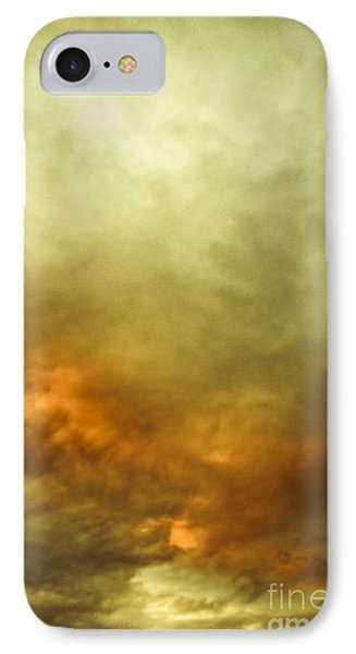 IPhone Case featuring the photograph High Pressure Skyline by Jorgo Photography - Wall Art Gallery