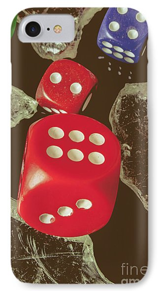 High Rollers Artwork IPhone Case by Jorgo Photography - Wall Art Gallery