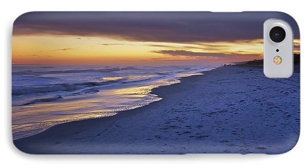 High Tide In Fading Light Phone Case by Phill Doherty