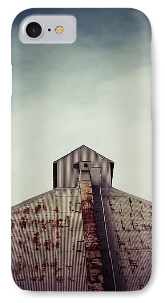 IPhone Case featuring the photograph High View by Trish Mistric