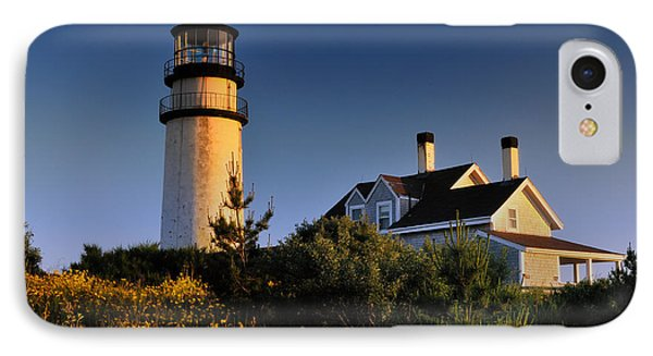 Highland Beacon From The Bluffs Phone Case by Thomas Schoeller
