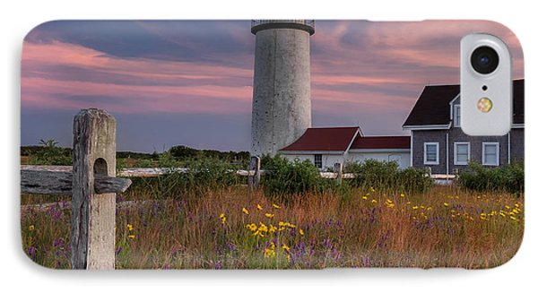 Highland Light 2015 Square IPhone Case by Bill Wakeley