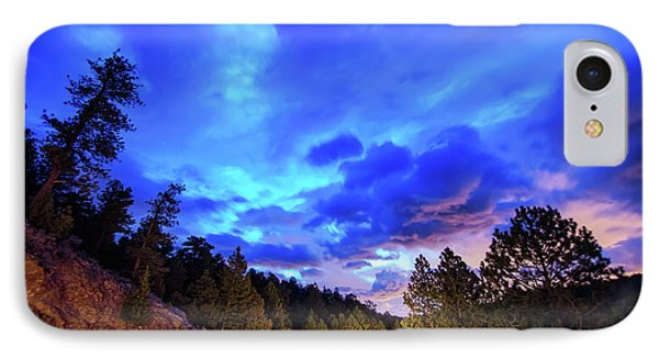IPhone Case featuring the photograph Highway 7 To Heaven by James BO Insogna
