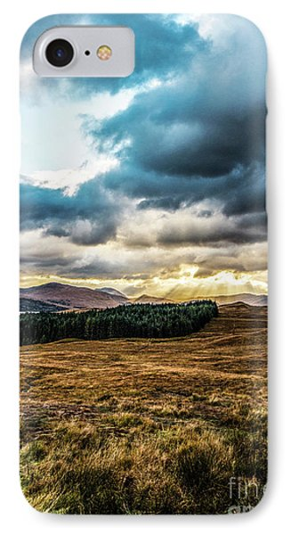 IPhone Case featuring the photograph Higlands Wonders by Anthony Baatz