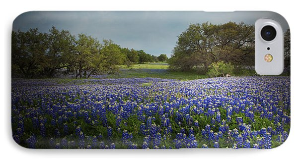 Hill Country Ranch IPhone Case