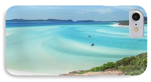 Hill Inlet Lookout IPhone Case