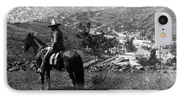 Hills Of Guanajuato - Mexico - C 1911 Phone Case by International  Images