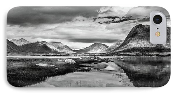 IPhone Case featuring the photograph Hills Of Vesteralen by Dmytro Korol