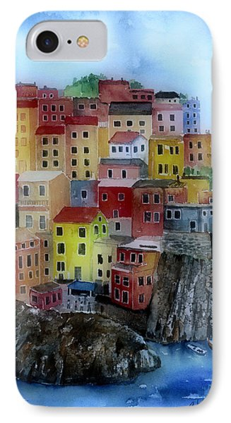 Hillside Homes Phone Case by Arline Wagner