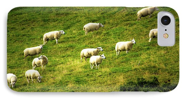 Hillside Pasture IPhone Case